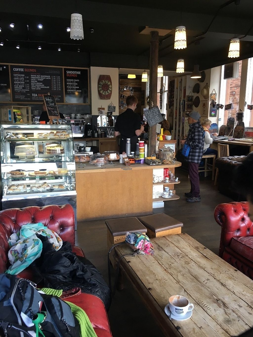 """Photo of Blend Coffee Lounge  by <a href=""""/members/profile/radiocaz"""">radiocaz</a> <br/>Lovely vibes <br/> April 17, 2017  - <a href='/contact/abuse/image/90481/249303'>Report</a>"""