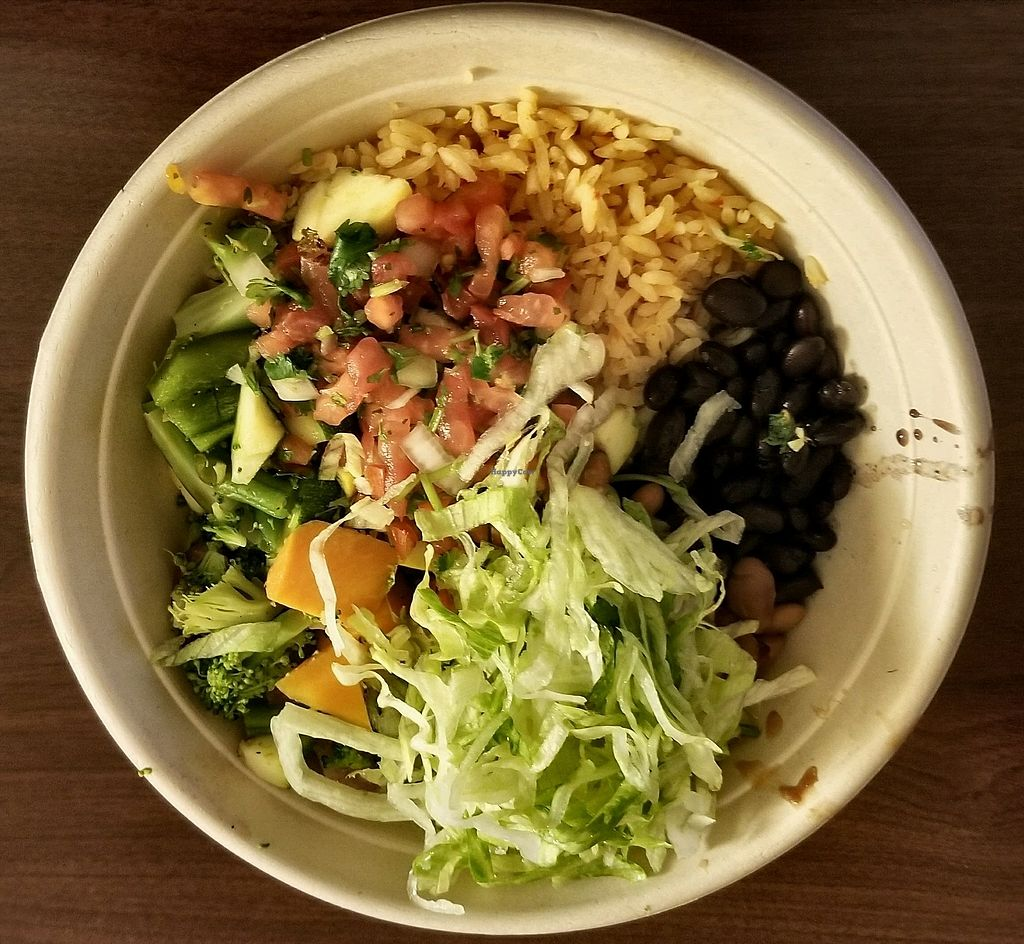 "Photo of Anna's Taqueria   by <a href=""/members/profile/MelanieMarie486"">MelanieMarie486</a> <br/>Vegan Bowl <br/> September 14, 2017  - <a href='/contact/abuse/image/90483/304265'>Report</a>"