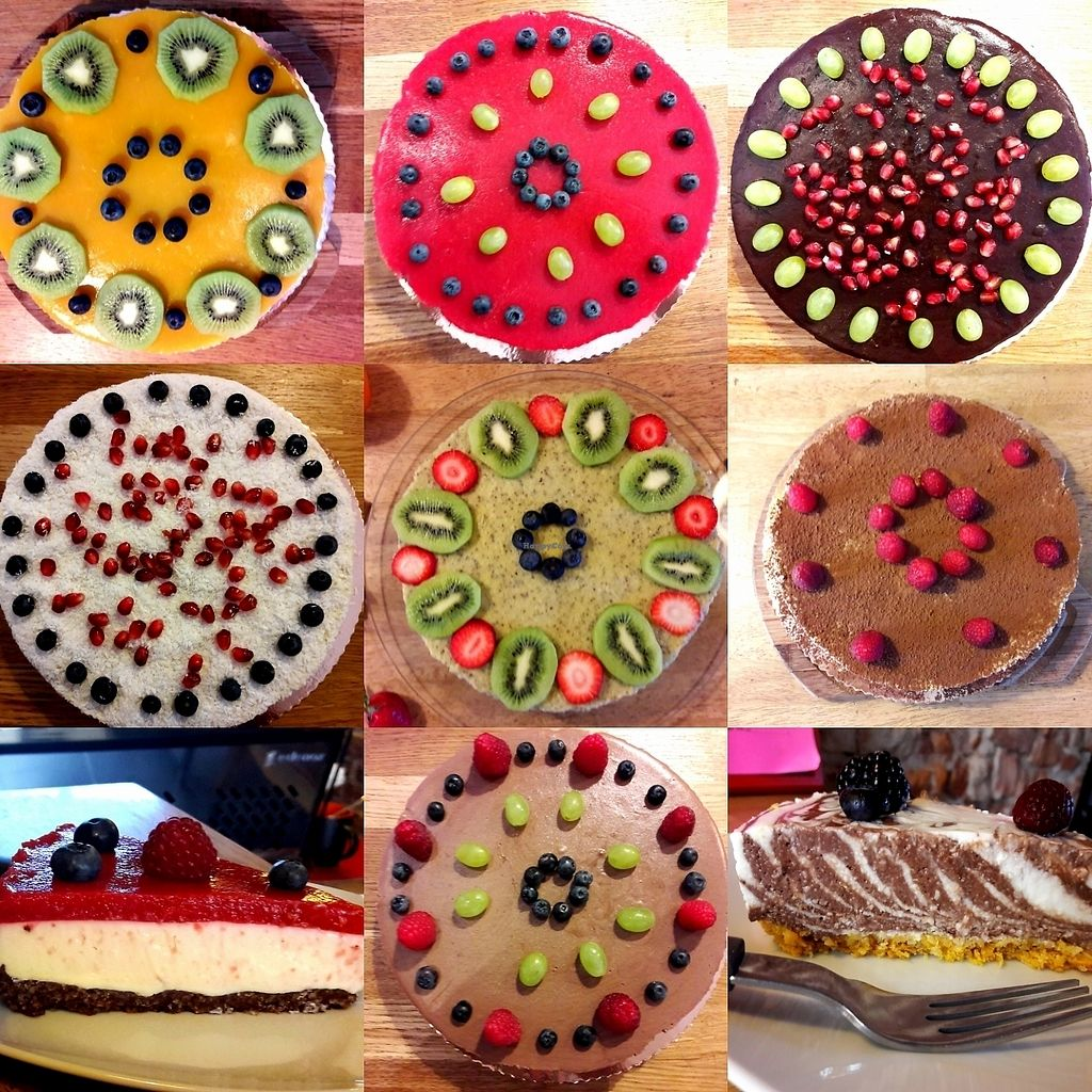 "Photo of Krakowska 10 Cafe  by <a href=""/members/profile/Krakowska10"">Krakowska10</a> <br/>We offer vegan cakes gluten and sugar free.  <br/> September 2, 2017  - <a href='/contact/abuse/image/90501/299924'>Report</a>"