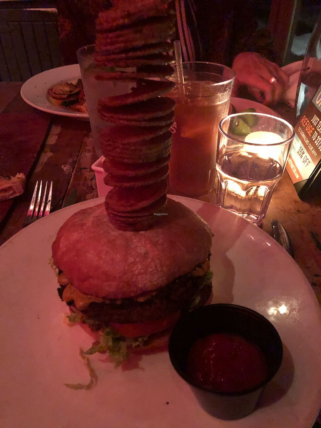 """Photo of The Refuge   by <a href=""""/members/profile/PatrickCavanagh"""">PatrickCavanagh</a> <br/>The best burger ever!! <br/> January 12, 2018  - <a href='/contact/abuse/image/90507/345636'>Report</a>"""