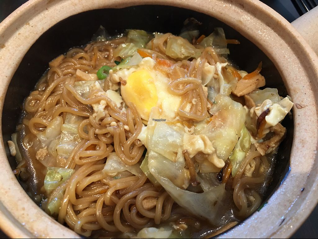 "Photo of Cundhi Vegetarian  by <a href=""/members/profile/LilianKimberlyLim"">LilianKimberlyLim</a> <br/>Claypot Noodles  <br/> April 19, 2017  - <a href='/contact/abuse/image/90527/249825'>Report</a>"