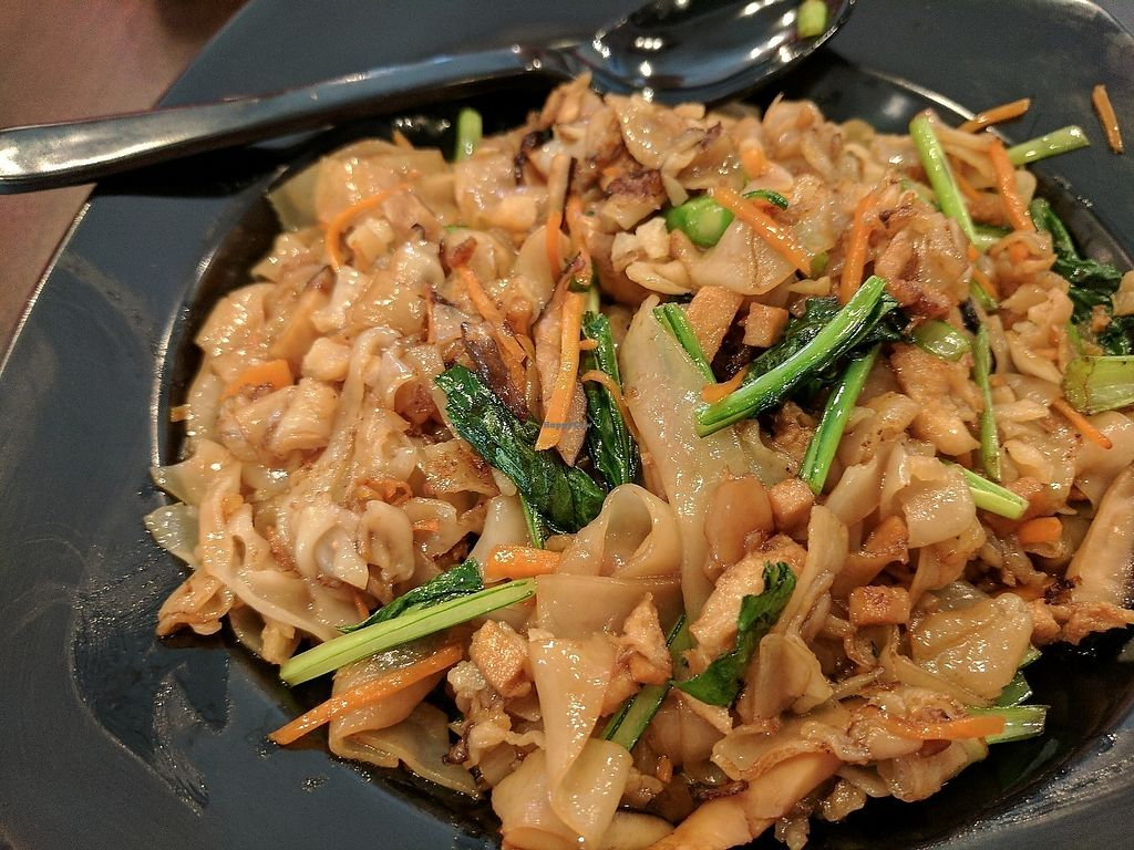 "Photo of Cundhi Vegetarian  by <a href=""/members/profile/wdephillips"">wdephillips</a> <br/>Fried Kway Teow <br/> June 16, 2017  - <a href='/contact/abuse/image/90527/269729'>Report</a>"