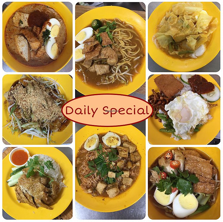 """Photo of Tpy203 Vegetarian Food  by <a href=""""/members/profile/melxzzz"""">melxzzz</a> <br/>daily special  <br/> June 8, 2017  - <a href='/contact/abuse/image/90528/267042'>Report</a>"""