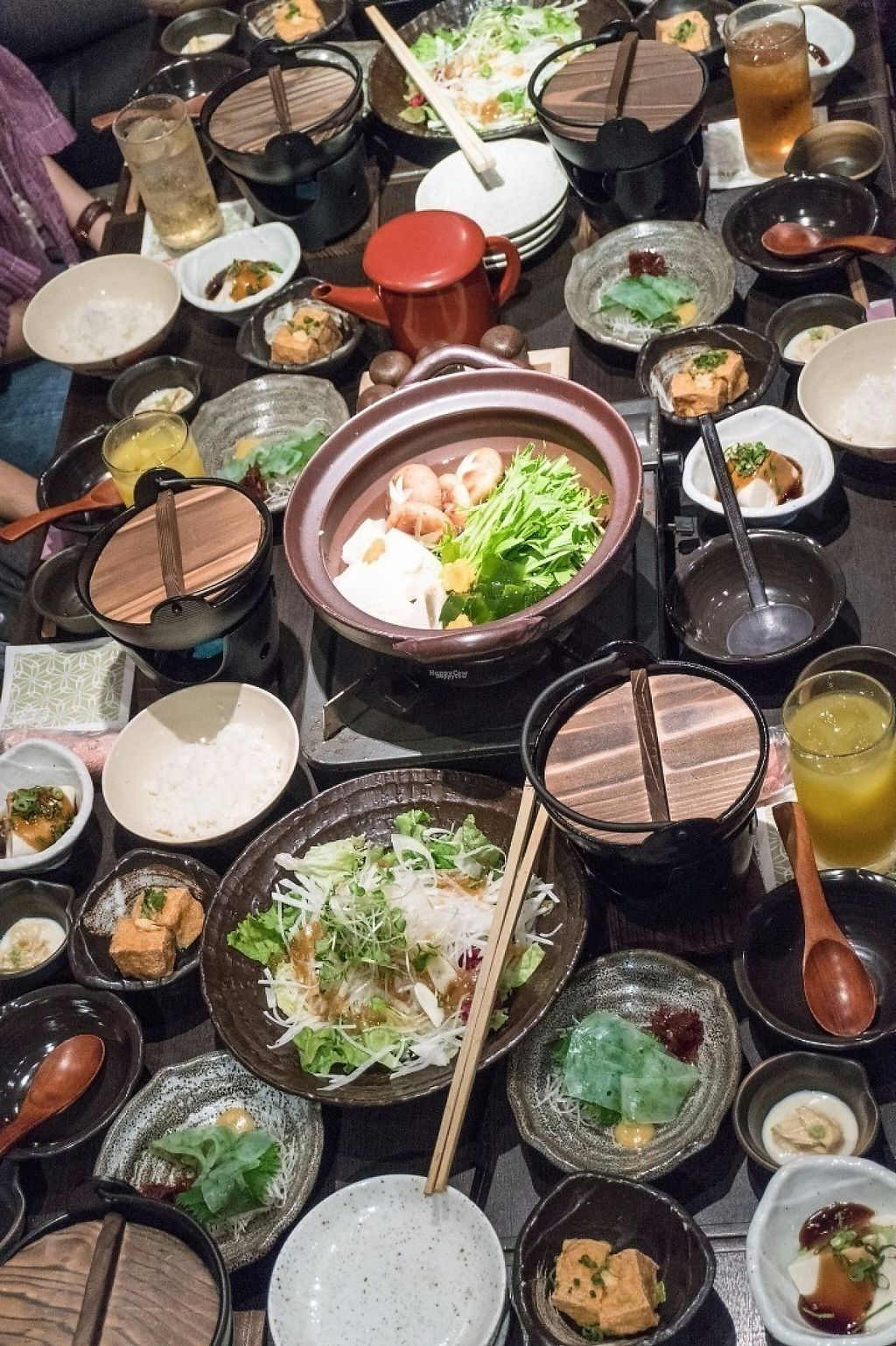 """Photo of Kikkon - Yurakucho  by <a href=""""/members/profile/VegeProjectJapan"""">VegeProjectJapan</a> <br/>Vegan course <br/> April 19, 2017  - <a href='/contact/abuse/image/90550/249845'>Report</a>"""