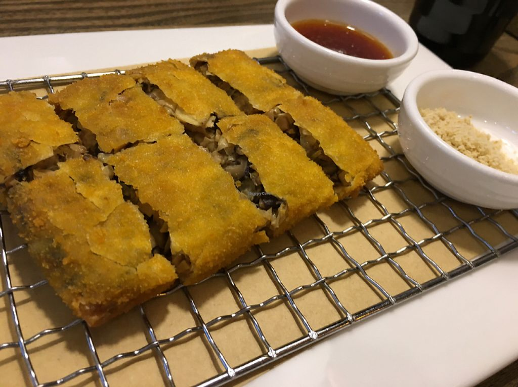 "Photo of The Lakeside Veggie  by <a href=""/members/profile/Kitty%20cow"">Kitty cow</a> <br/>临湖酥排 Signature mock tonkatsu <br/> May 16, 2017  - <a href='/contact/abuse/image/90553/259314'>Report</a>"