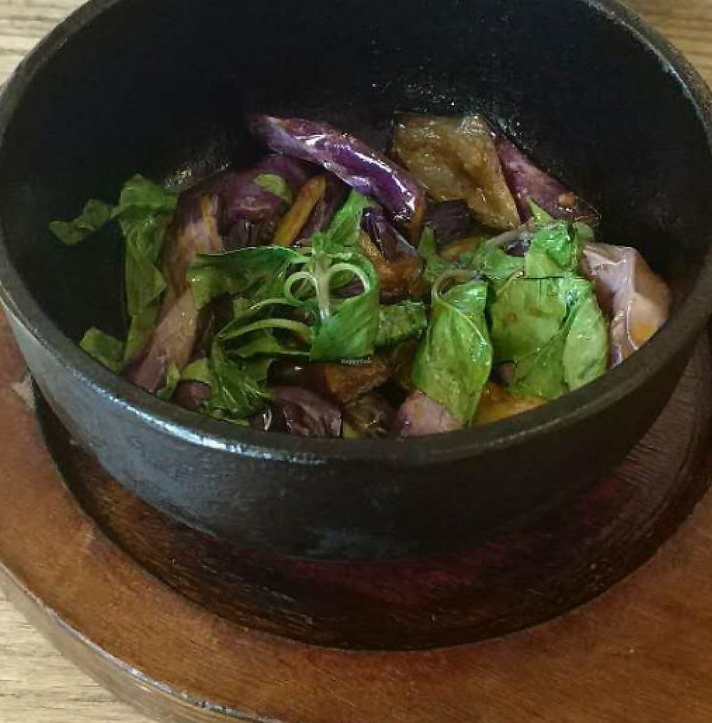 "Photo of The Lakeside Veggie  by <a href=""/members/profile/Baihe"">Baihe</a> <br/>The eggplant <br/> May 23, 2017  - <a href='/contact/abuse/image/90553/265138'>Report</a>"