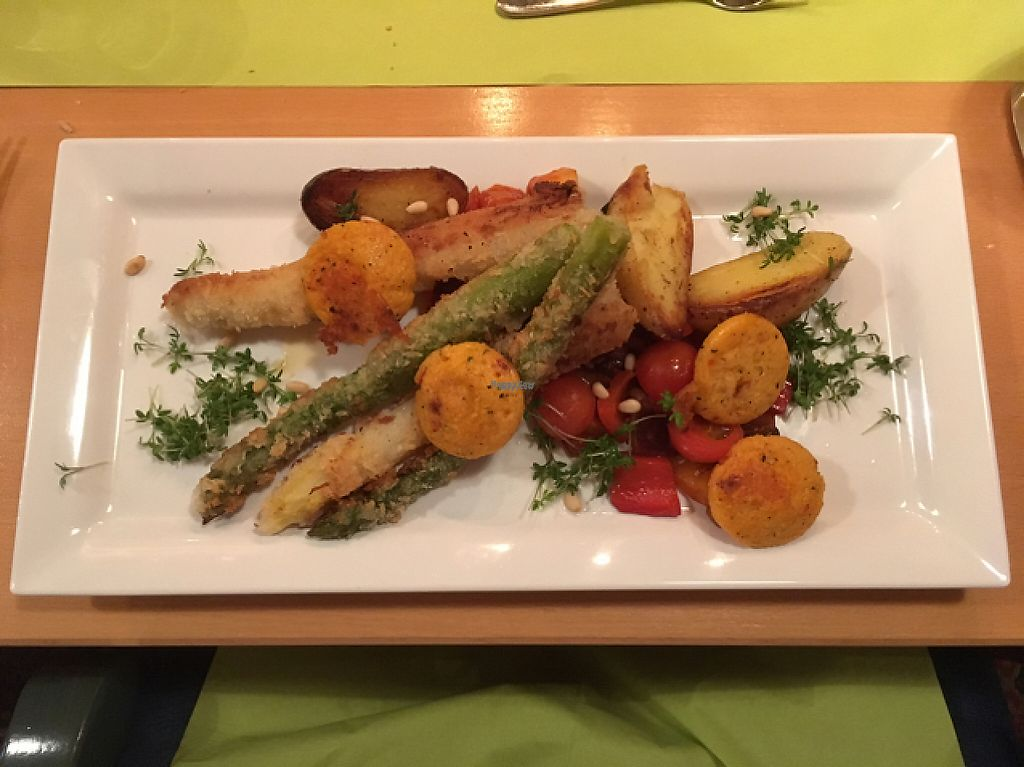 "Photo of IFA Windrose Südstrand  by <a href=""/members/profile/HappyWFPB"">HappyWFPB</a> <br/>Vegan gourmet dinner upon request <br/> April 18, 2017  - <a href='/contact/abuse/image/90566/249554'>Report</a>"