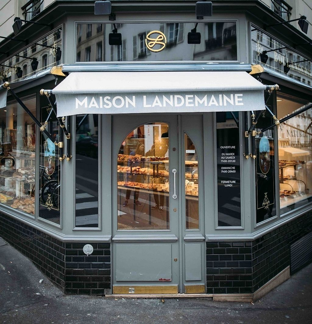 "Photo of Maison Landemaine - Martyrs  by <a href=""/members/profile/MaisonLandemaine"">MaisonLandemaine</a> <br/>The front of the bakery <br/> April 18, 2017  - <a href='/contact/abuse/image/90597/249609'>Report</a>"