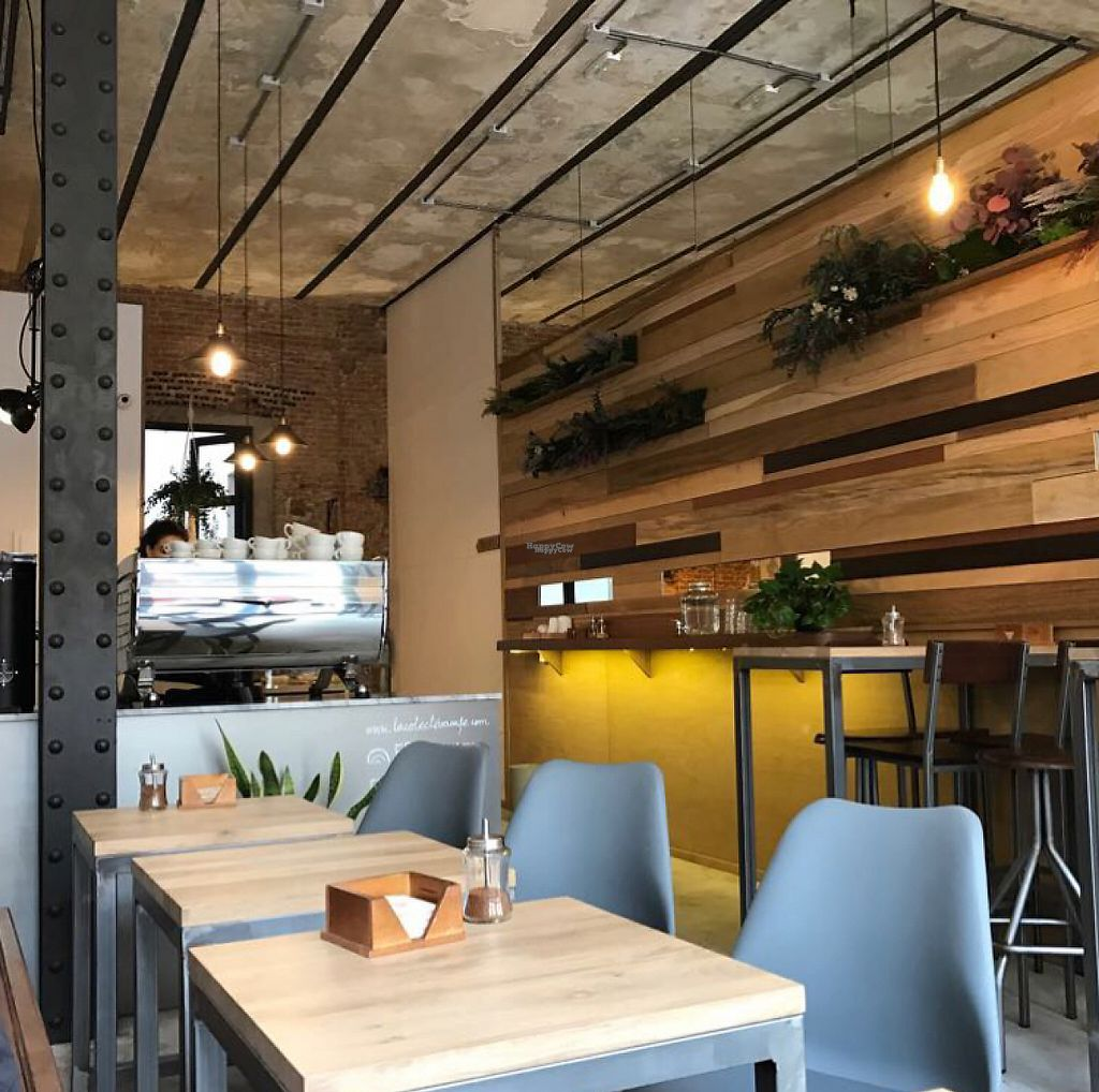 """Photo of La Colectiva Cafe  by <a href=""""/members/profile/lacolectivacafe"""">lacolectivacafe</a> <br/>Specialty Coffee & Vegan Bakery <br/> April 29, 2017  - <a href='/contact/abuse/image/90607/253663'>Report</a>"""