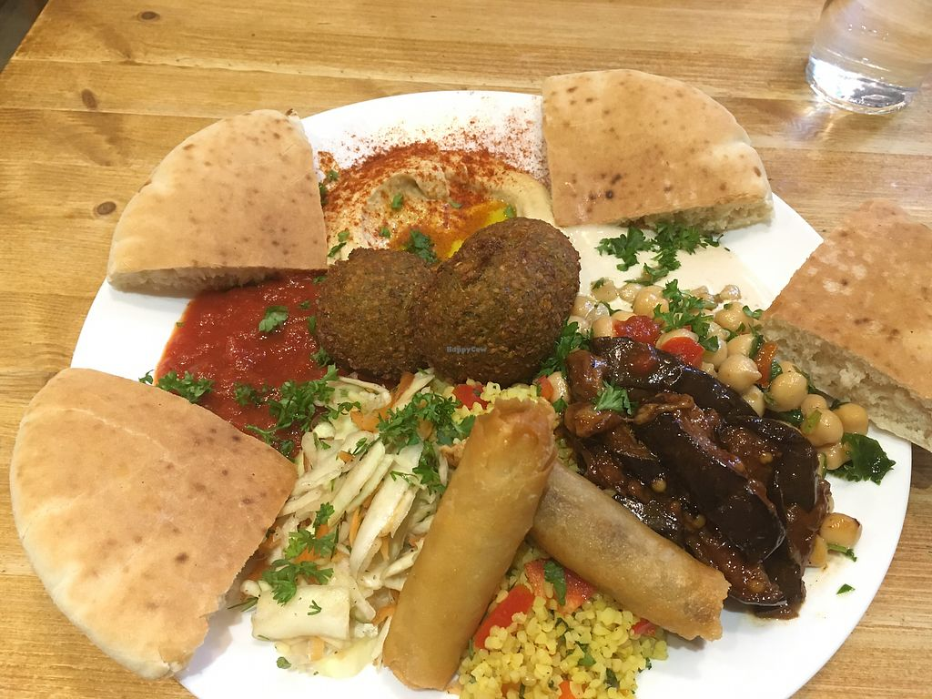 """Photo of Just Vege  by <a href=""""/members/profile/Pitaya"""">Pitaya</a> <br/>meze plate <br/> August 20, 2017  - <a href='/contact/abuse/image/90619/294804'>Report</a>"""