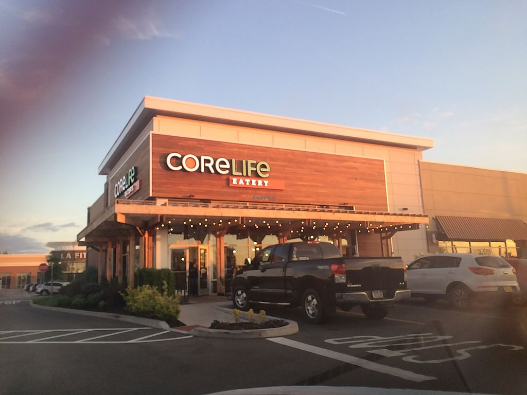 "Photo of CoreLife Eatery  by <a href=""/members/profile/fruitiJulie"">fruitiJulie</a> <br/>outside in front of LA Fittness in middle of parking lot  <br/> July 26, 2017  - <a href='/contact/abuse/image/90655/284839'>Report</a>"