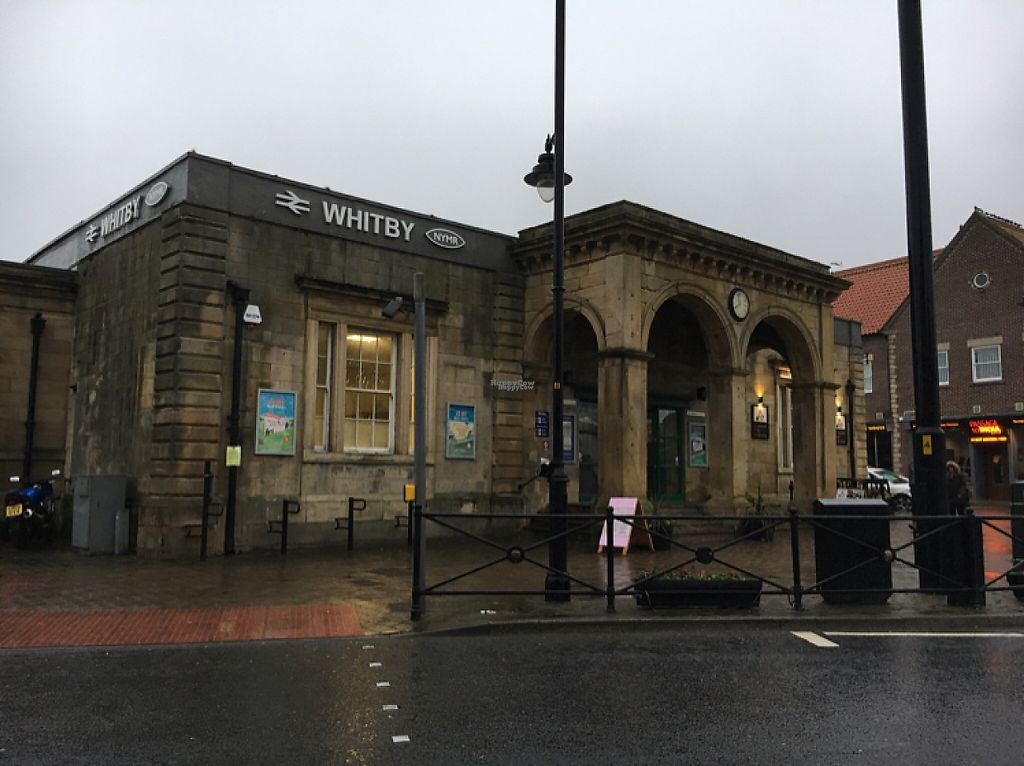 "Photo of Kamthai Thai  by <a href=""/members/profile/hack_man"">hack_man</a> <br/>outside - train station. Restaurant at the right  <br/> April 21, 2017  - <a href='/contact/abuse/image/90674/250678'>Report</a>"