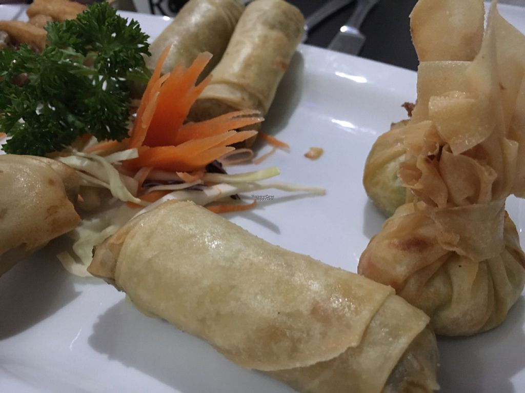 "Photo of Kamthai Thai  by <a href=""/members/profile/hack_man"">hack_man</a> <br/>spring rolls starter <br/> April 21, 2017  - <a href='/contact/abuse/image/90674/250726'>Report</a>"