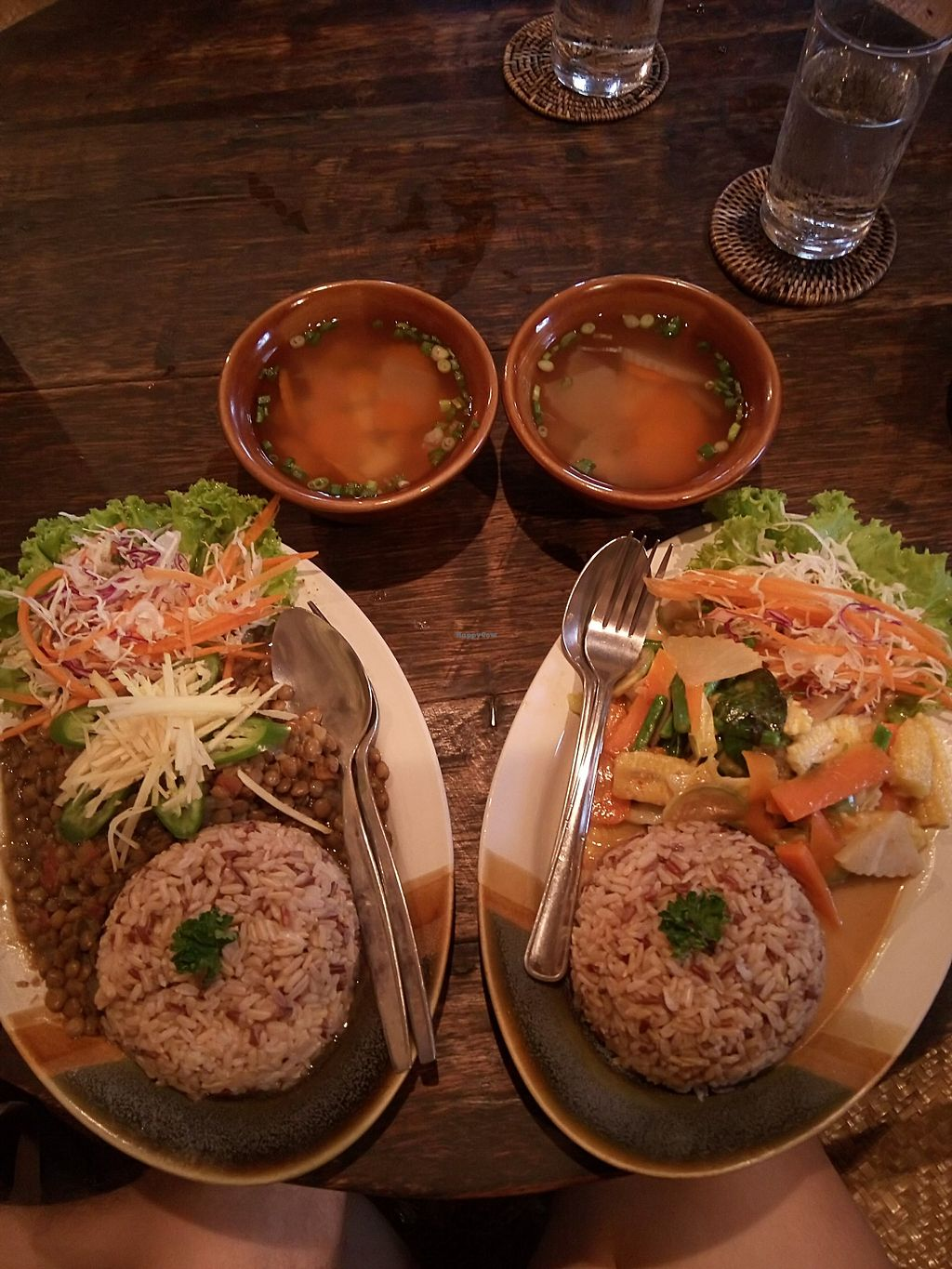 """Photo of Ramon Cafe  by <a href=""""/members/profile/alicus"""">alicus</a> <br/>Lentils and Curry <br/> February 17, 2018  - <a href='/contact/abuse/image/90714/360371'>Report</a>"""
