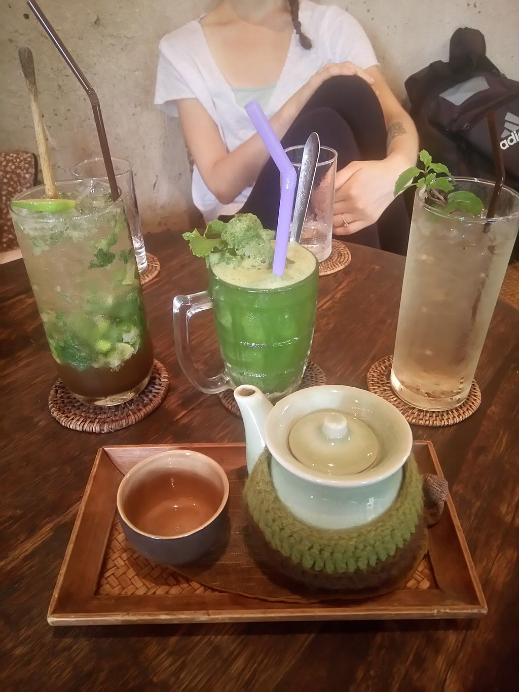 """Photo of Ramon Cafe  by <a href=""""/members/profile/alicus"""">alicus</a> <br/>Drinks! <br/> February 17, 2018  - <a href='/contact/abuse/image/90714/360373'>Report</a>"""