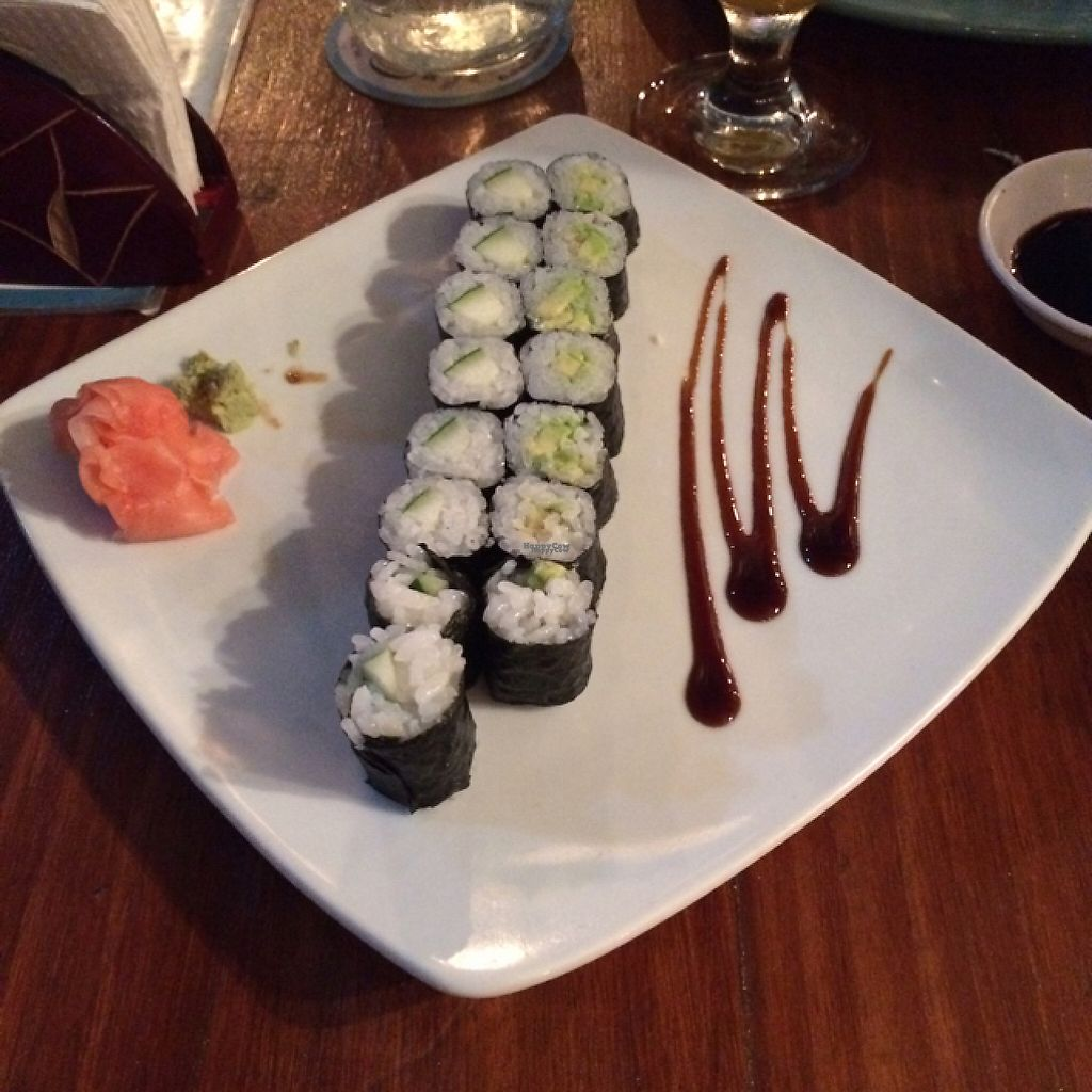 "Photo of Ohana  by <a href=""/members/profile/KatieBush"">KatieBush</a> <br/>vegan sushi plate <br/> April 21, 2017  - <a href='/contact/abuse/image/90731/250681'>Report</a>"