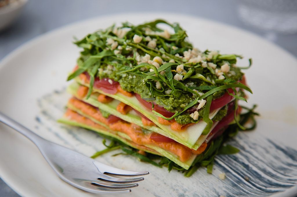 """Photo of Vkus & Cvet  by <a href=""""/members/profile/AlenaZlobina"""">AlenaZlobina</a> <br/>Lasagna from a vegetable , RAW <br/> April 24, 2017  - <a href='/contact/abuse/image/90735/252027'>Report</a>"""