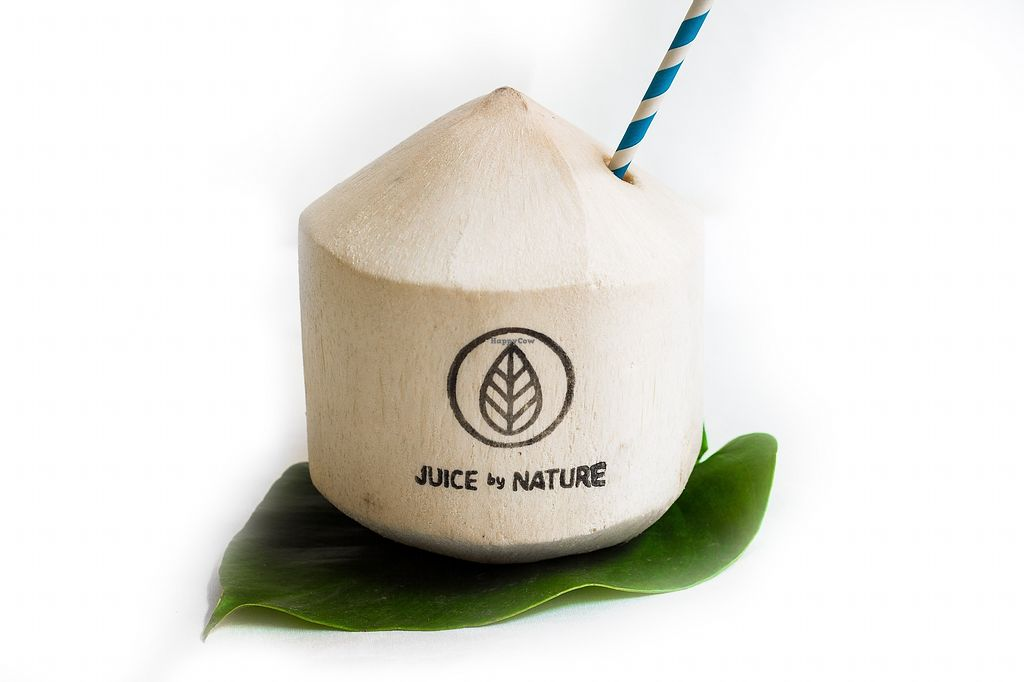 """Photo of Juice by Nature  by <a href=""""/members/profile/HelenTurner"""">HelenTurner</a> <br/>Fresh raw coconut juice <br/> January 29, 2018  - <a href='/contact/abuse/image/90750/352401'>Report</a>"""