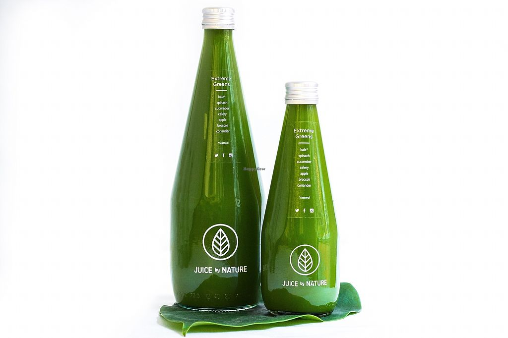 """Photo of Juice by Nature  by <a href=""""/members/profile/HelenTurner"""">HelenTurner</a> <br/>Extreme Greens - cold pressed juice <br/> January 29, 2018  - <a href='/contact/abuse/image/90750/352405'>Report</a>"""