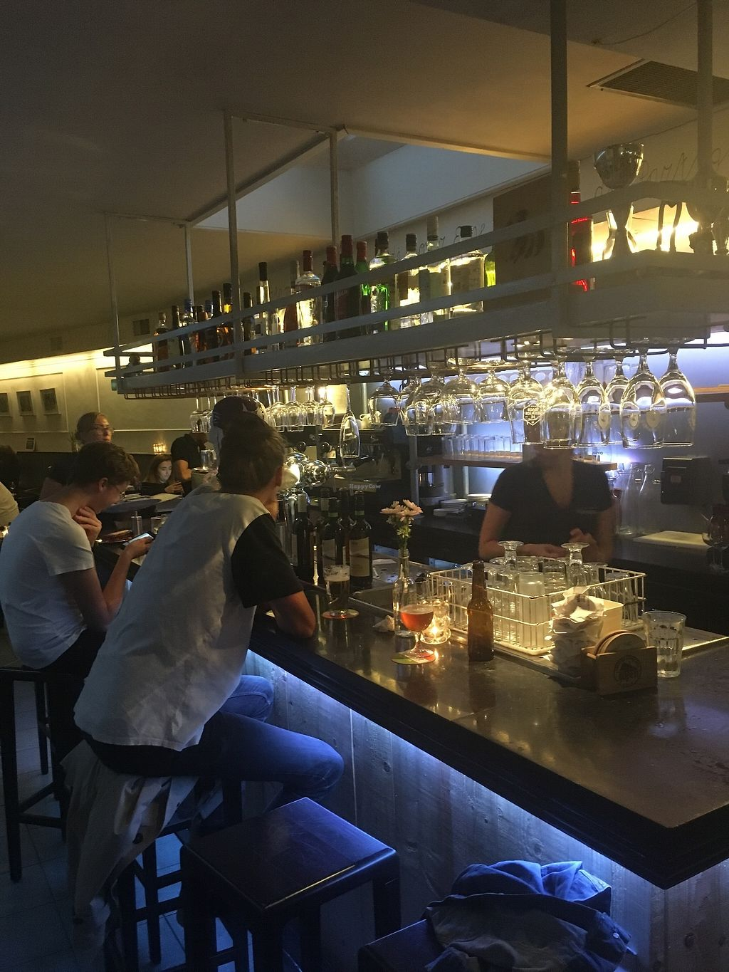 """Photo of Novecento  by <a href=""""/members/profile/AmieMacLean"""">AmieMacLean</a> <br/>Bar at Novecento restaurant <br/> August 18, 2017  - <a href='/contact/abuse/image/90768/294065'>Report</a>"""