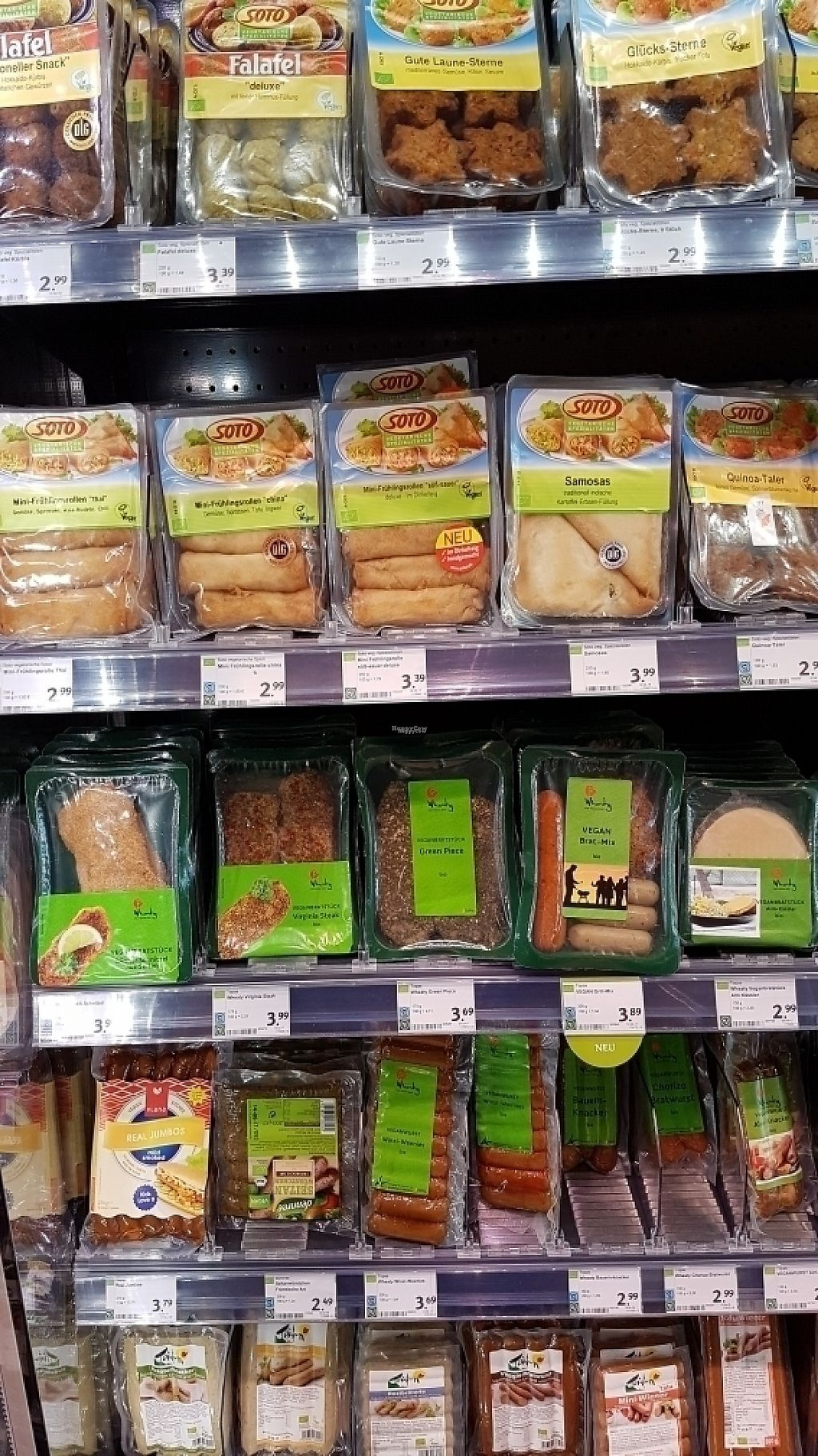 """Photo of denn's biomarkt  by <a href=""""/members/profile/morgangdfp"""">morgangdfp</a> <br/>even more vegan and vegetarian things  <br/> April 21, 2017  - <a href='/contact/abuse/image/90777/250455'>Report</a>"""