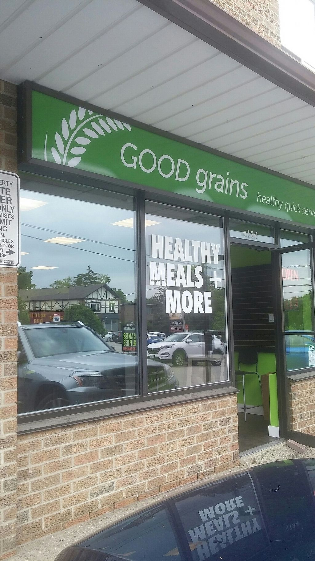 "Photo of GOOD Grains  by <a href=""/members/profile/Lindz"">Lindz</a> <br/>Store front <br/> July 14, 2017  - <a href='/contact/abuse/image/90800/280284'>Report</a>"