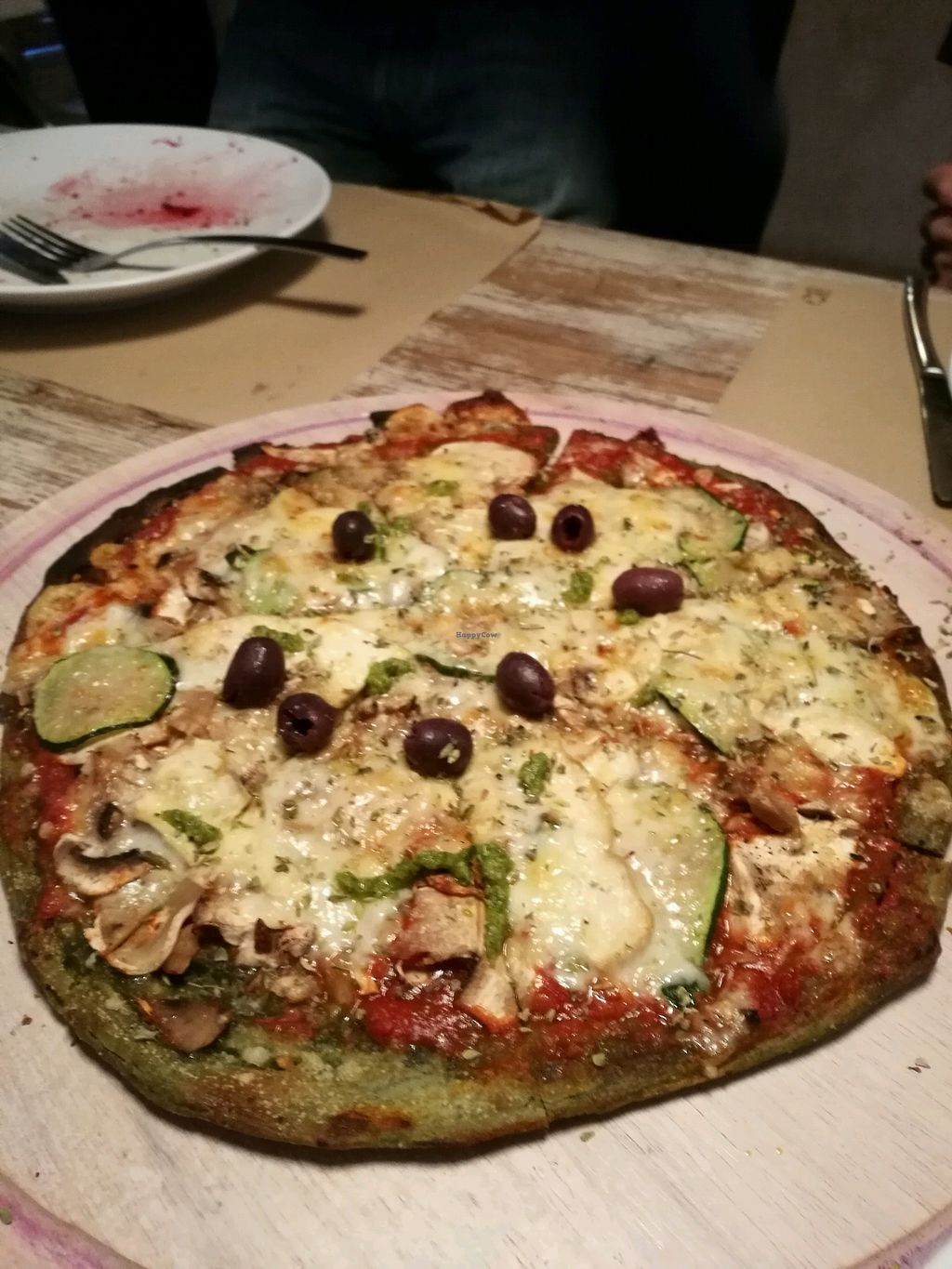"Photo of La Casa Viva  by <a href=""/members/profile/akita"">akita</a> <br/>pizza spirulina <br/> January 3, 2018  - <a href='/contact/abuse/image/90845/342591'>Report</a>"