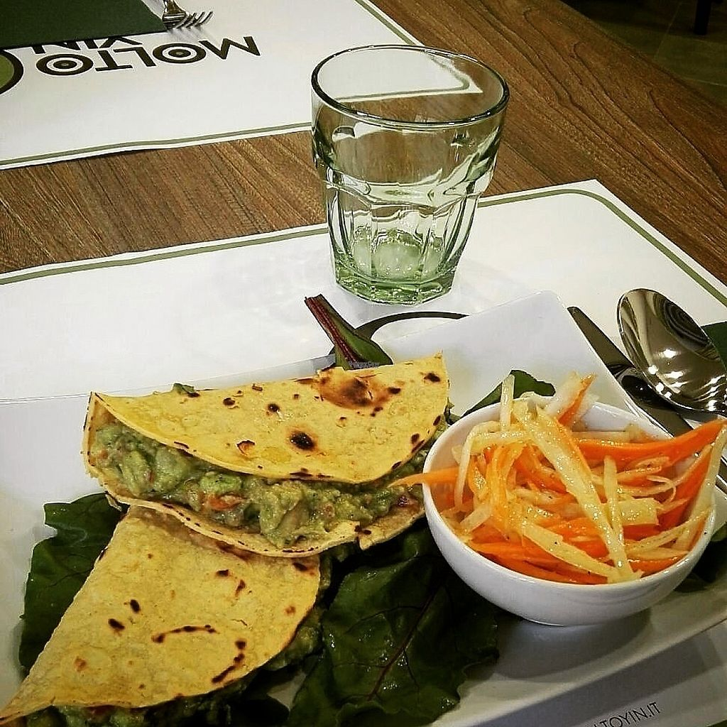 "Photo of Molto Yin  by <a href=""/members/profile/bettinabini"">bettinabini</a> <br/>tortillas guacamole <br/> April 24, 2017  - <a href='/contact/abuse/image/90863/251935'>Report</a>"