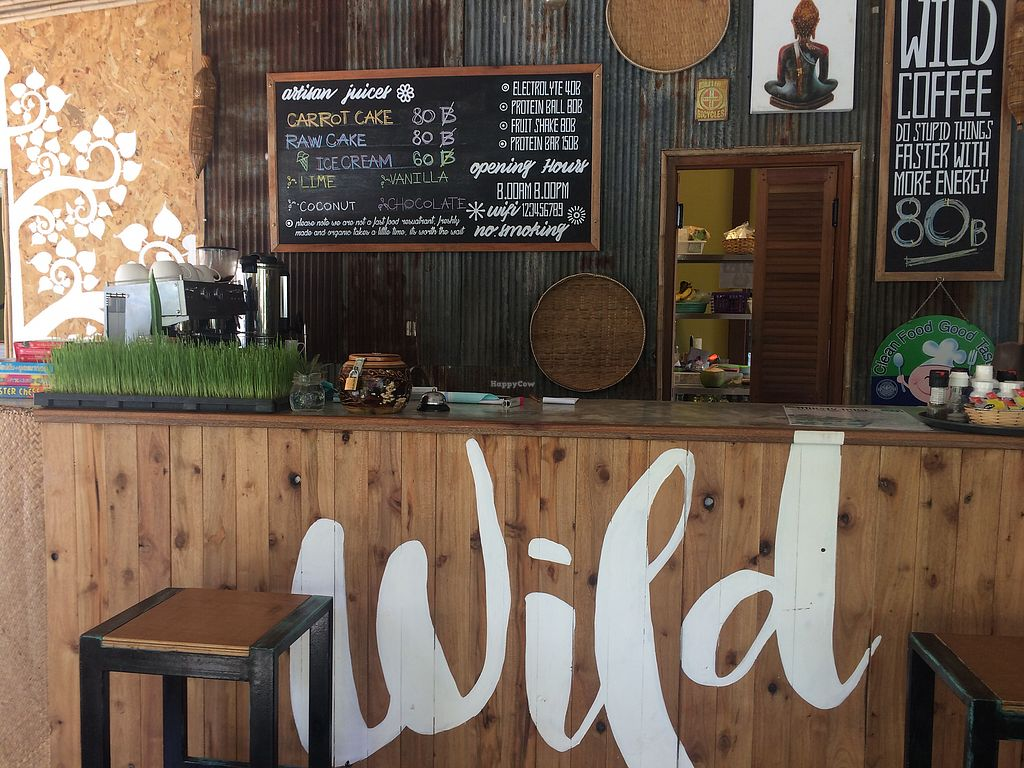 """Photo of Wild Tribe Cafe  by <a href=""""/members/profile/Chnanis"""">Chnanis</a> <br/>Wild Tribe <br/> July 27, 2017  - <a href='/contact/abuse/image/90875/285405'>Report</a>"""