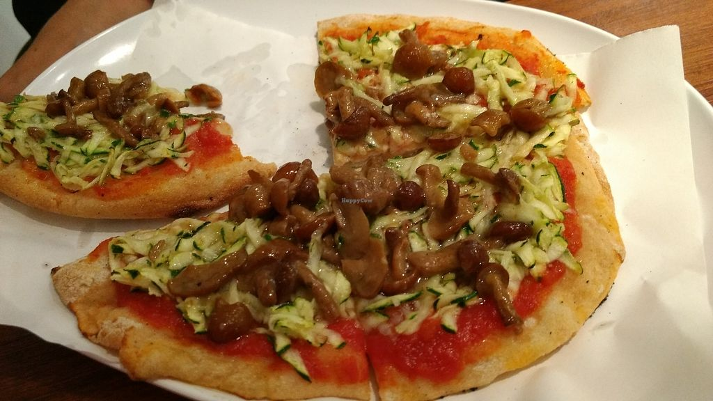 """Photo of Pinsaccio  by <a href=""""/members/profile/darkrabbit"""">darkrabbit</a> <br/>pizza with mushrooms and zucchini <br/> July 11, 2017  - <a href='/contact/abuse/image/90921/279246'>Report</a>"""