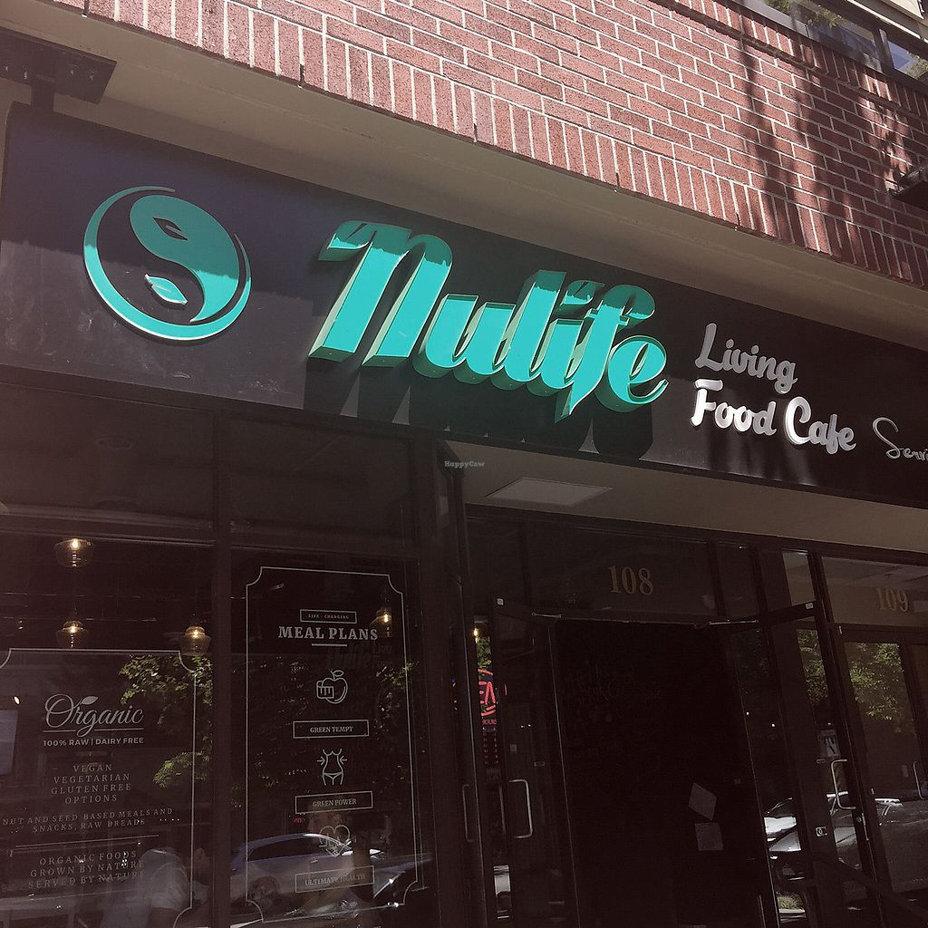 """Photo of Nulife Living Food Cafe  by <a href=""""/members/profile/Wheat-free%20Vegan"""">Wheat-free Vegan</a> <br/>Nulife Living Food Cafe <br/> June 25, 2017  - <a href='/contact/abuse/image/90925/273441'>Report</a>"""