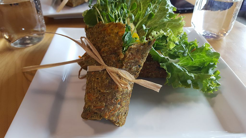 """Photo of Power House Living Foods - Metral  by <a href=""""/members/profile/IceColdIce"""">IceColdIce</a> <br/>falafel wrap <br/> August 13, 2017  - <a href='/contact/abuse/image/90929/292336'>Report</a>"""