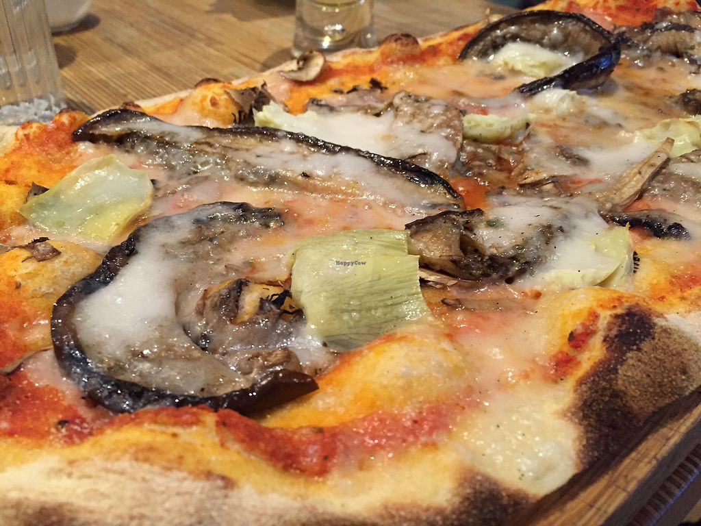 """Photo of ASK Italian  by <a href=""""/members/profile/hack_man"""">hack_man</a> <br/>Pizza with aubergines <br/> January 19, 2018  - <a href='/contact/abuse/image/90955/348413'>Report</a>"""