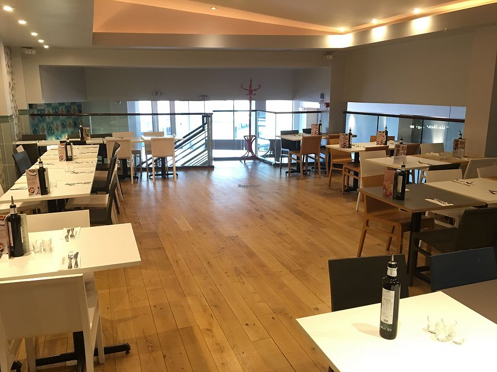 """Photo of ASK Italian  by <a href=""""/members/profile/hack_man"""">hack_man</a> <br/>Mezzanine level dining room  <br/> March 29, 2018  - <a href='/contact/abuse/image/90955/377862'>Report</a>"""
