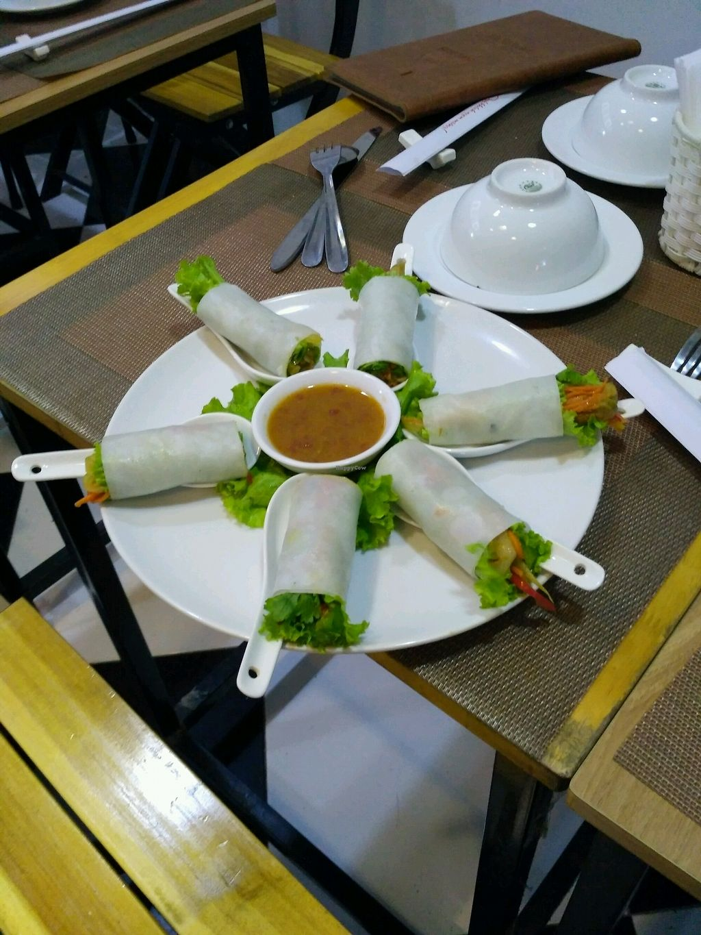 "Photo of CLOSED: Spring Lotus - Duong Sinh Chay  by <a href=""/members/profile/Ela-Bi"">Ela-Bi</a> <br/>fresh spring roll <br/> November 17, 2017  - <a href='/contact/abuse/image/90983/326452'>Report</a>"
