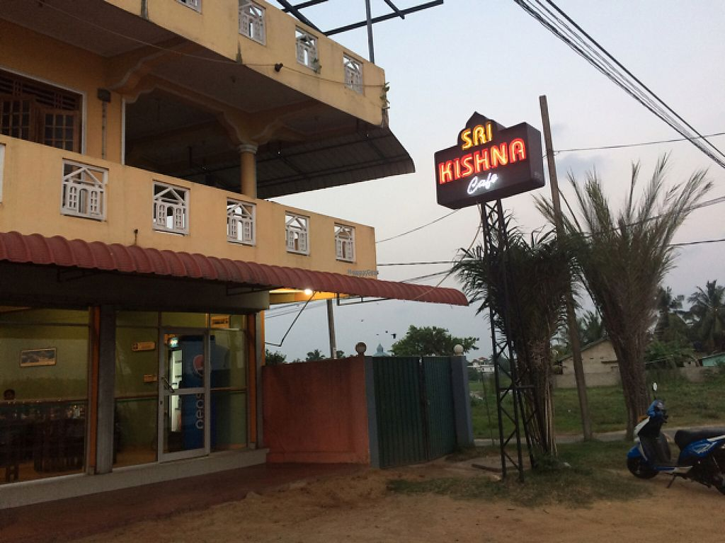 """Photo of Sri Kishna Cafe   by <a href=""""/members/profile/Ruderies16"""">Ruderies16</a> <br/>outside <br/> April 25, 2017  - <a href='/contact/abuse/image/90994/252286'>Report</a>"""