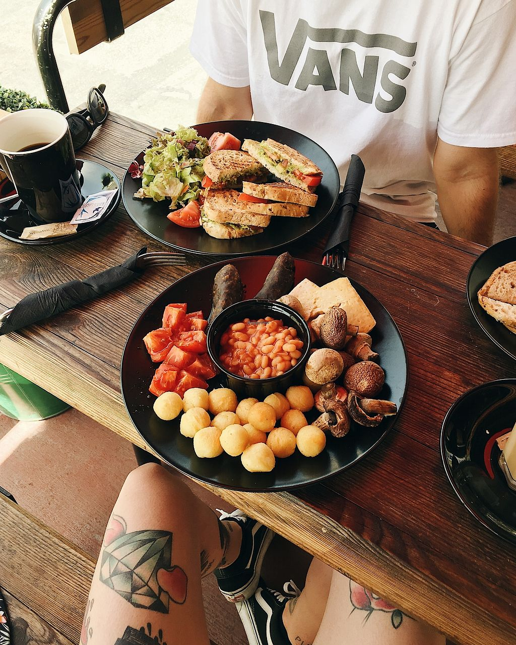 """Photo of Pash the Healthy Options   by <a href=""""/members/profile/Fisty022"""">Fisty022</a> <br/>Vegan breakfast <br/> October 23, 2017  - <a href='/contact/abuse/image/90997/318033'>Report</a>"""