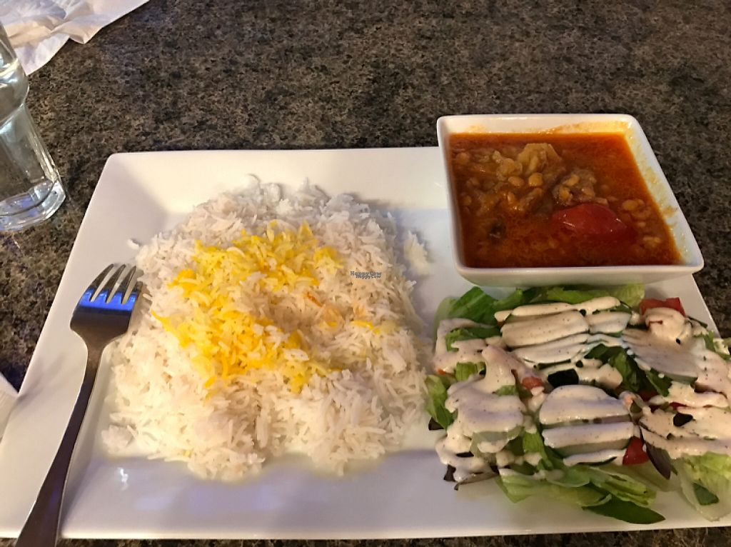 """Photo of Bar Koko  by <a href=""""/members/profile/andielynn"""">andielynn</a> <br/>eggplant stew <br/> April 26, 2017  - <a href='/contact/abuse/image/91008/252661'>Report</a>"""