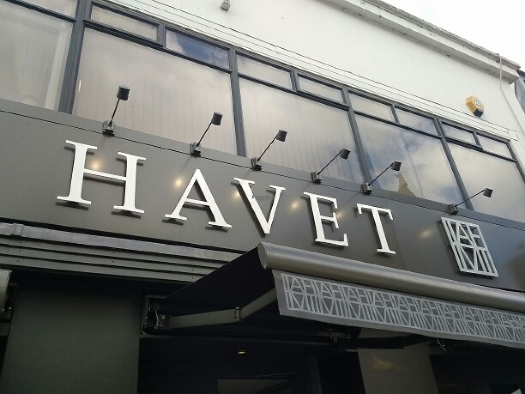 "Photo of Havet   by <a href=""/members/profile/Otakugirly"">Otakugirly</a> <br/>Front of restaurant  <br/> April 25, 2017  - <a href='/contact/abuse/image/91010/252469'>Report</a>"