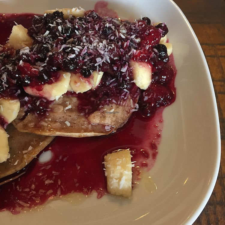 "Photo of The Core  by <a href=""/members/profile/BethFisher97"">BethFisher97</a> <br/> Vegan Pancake stack <br/> June 8, 2017  - <a href='/contact/abuse/image/91024/266921'>Report</a>"