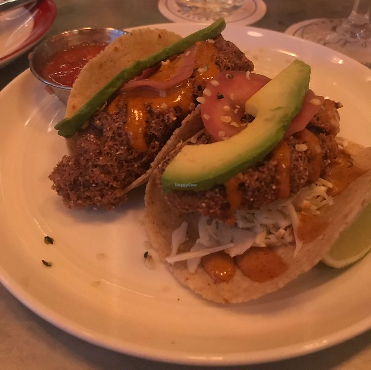 "Photo of Jajaja  by <a href=""/members/profile/Robinpring"">Robinpring</a> <br/>chayote squash ""fish"" tacos <br/> June 21, 2017  - <a href='/contact/abuse/image/91051/271818'>Report</a>"