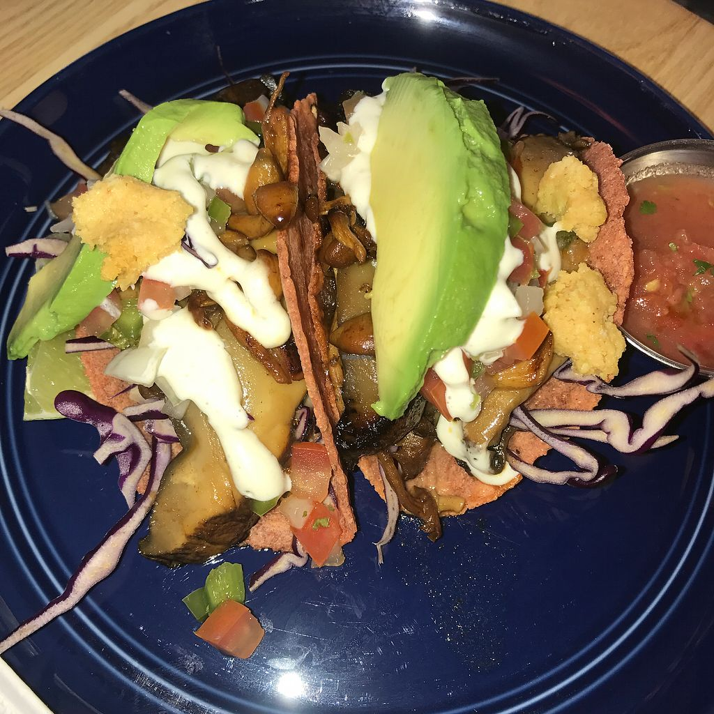 "Photo of Jajaja  by <a href=""/members/profile/Ellenkm"">Ellenkm</a> <br/>mushroom tacos  <br/> July 3, 2017  - <a href='/contact/abuse/image/91051/276408'>Report</a>"