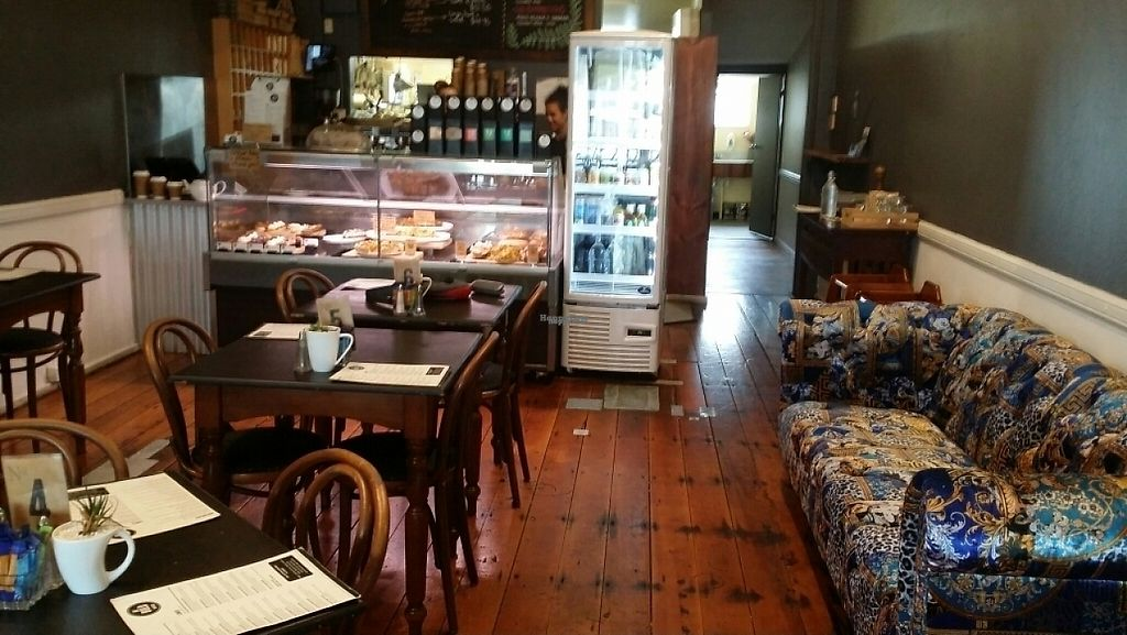 """Photo of Be Bold Nundah  by <a href=""""/members/profile/Mike%20Munsie"""">Mike Munsie</a> <br/>inside seating <br/> April 26, 2017  - <a href='/contact/abuse/image/91054/252518'>Report</a>"""