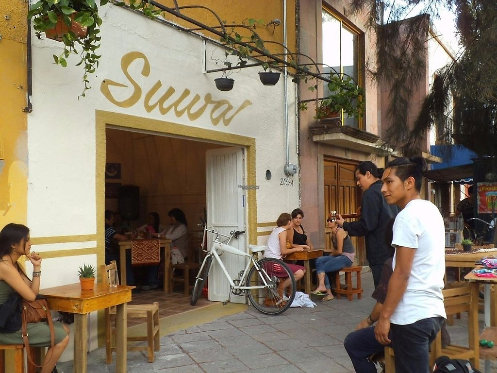 """Photo of Suwa Restaurante Vegano  by <a href=""""/members/profile/DanielAyalaHern%C3%A1ndez"""">DanielAyalaHernández</a> <br/>outside <br/> April 27, 2017  - <a href='/contact/abuse/image/91062/252891'>Report</a>"""