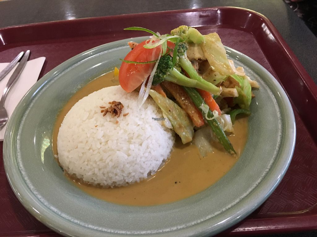 "Photo of Ponsonby Food Court  by <a href=""/members/profile/Yolanda"">Yolanda</a> <br/>tempeh Klang from the Indonesian food stall  <br/> April 29, 2017  - <a href='/contact/abuse/image/91106/253654'>Report</a>"