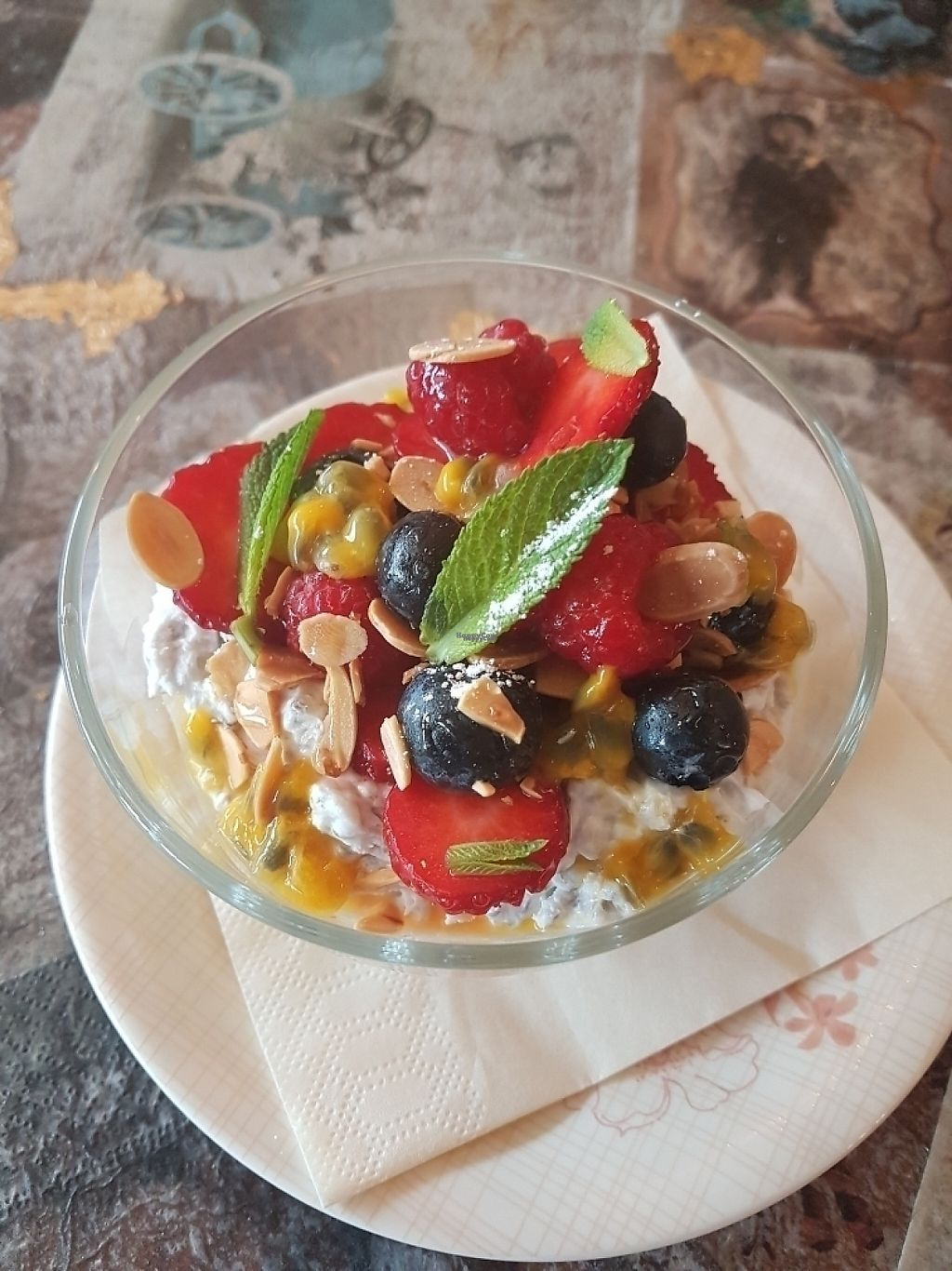 "Photo of The Lions Monocle   by <a href=""/members/profile/TheLionsMonocle"">TheLionsMonocle</a> <br/>Chia, Coconut, Passionfruit & Fresh Berries  <br/> April 27, 2017  - <a href='/contact/abuse/image/91128/253200'>Report</a>"