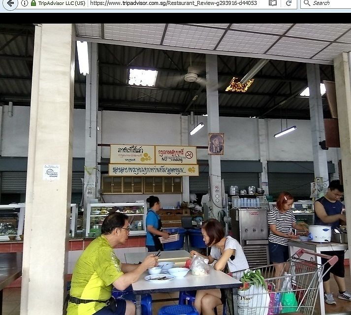 """Photo of CLOSED: The Vegetarian Society Chatuchak   by <a href=""""/members/profile/harryang"""">harryang</a> <br/>Inside <br/> August 15, 2017  - <a href='/contact/abuse/image/91179/293071'>Report</a>"""