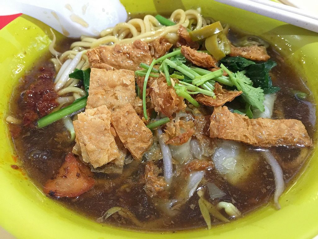 "Photo of Yu Yuan Vegetarian Stall  by <a href=""/members/profile/VeggieTemptation"">VeggieTemptation</a> <br/>☆ More vegan recipes and eateries at www.veggieTemptation.blogspot.sg.  Facebook: veggietemptation  <br/> April 2, 2018  - <a href='/contact/abuse/image/91200/379671'>Report</a>"
