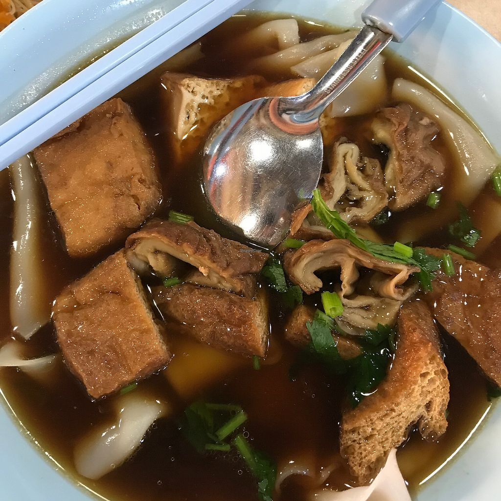 """Photo of Econ Vegetarian Delights  by <a href=""""/members/profile/Happy16"""">Happy16</a> <br/>Kueh Chap <br/> June 29, 2017  - <a href='/contact/abuse/image/91202/274573'>Report</a>"""