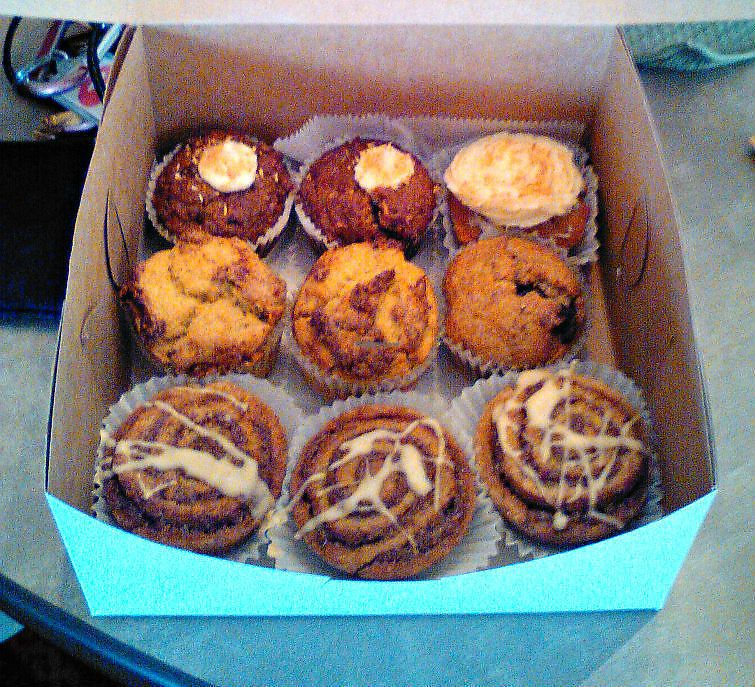"""Photo of Om Sweet Home  by <a href=""""/members/profile/V%CE%B5G%CE%9B%E2%98%A5G%CE%9BL"""">VεGΛ☥GΛL</a> <br/>muffins, micro cake & cinnamon rolls <br/> February 16, 2018  - <a href='/contact/abuse/image/91256/359853'>Report</a>"""